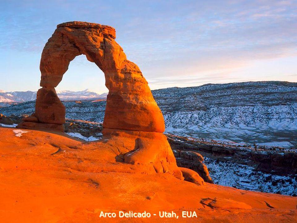 Arco Delicado - Utah, EUA