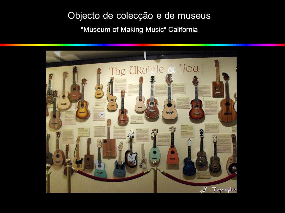 Objecto de colecção e de museus