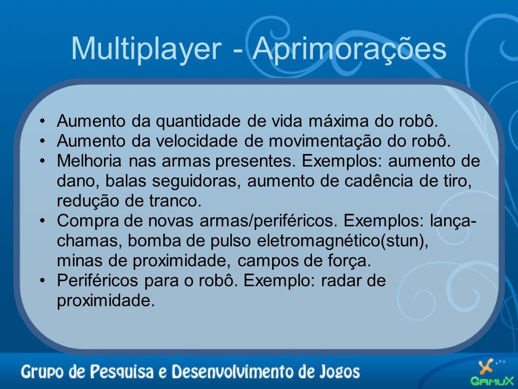 Multiplayer - Aprimorações