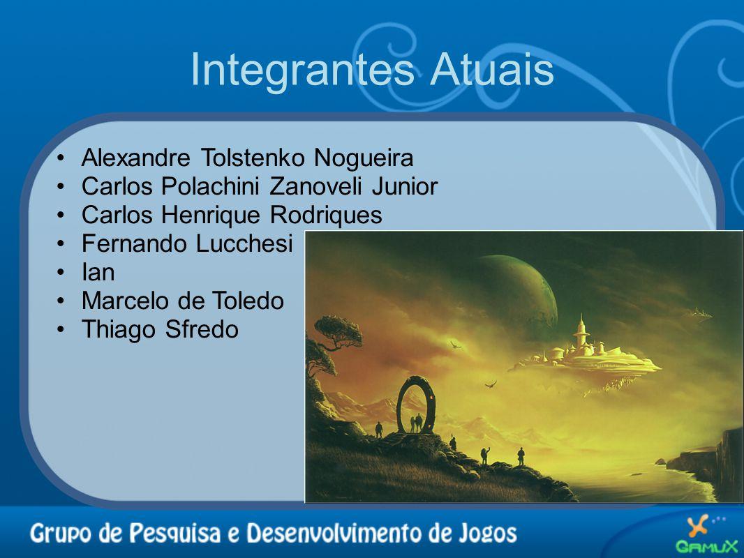 Integrantes Atuais Alexandre Tolstenko Nogueira