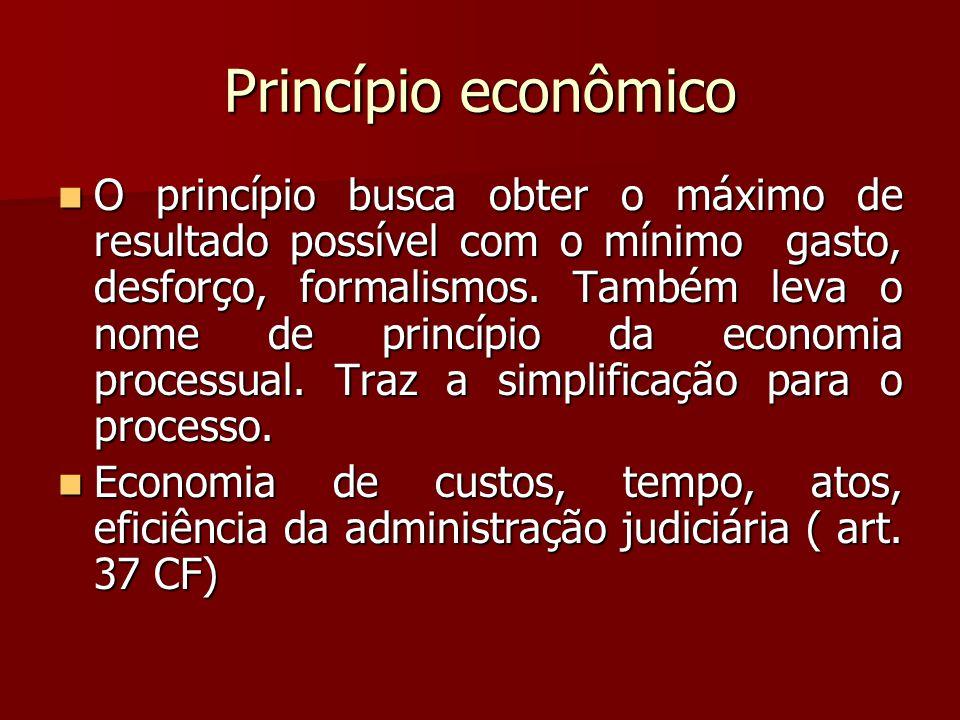 Princípio econômico