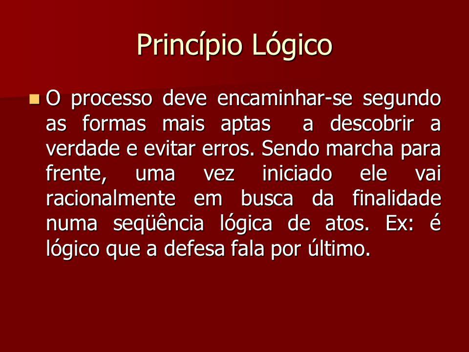 Princípio Lógico