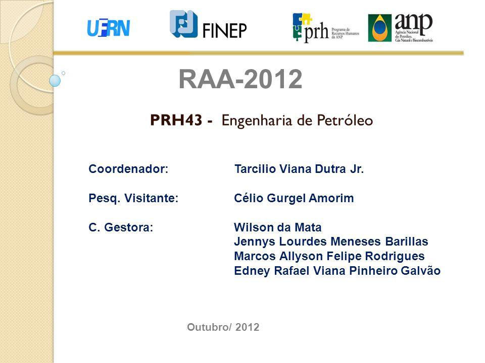 PRH43 - Engenharia de Petróleo