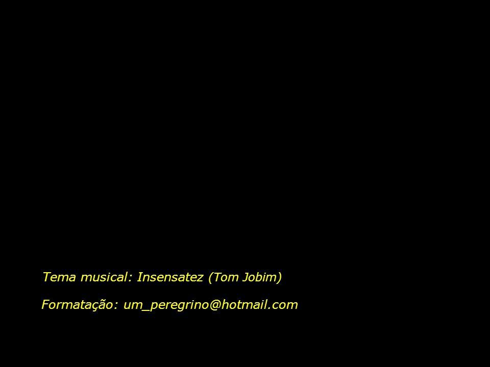 Tema musical: Insensatez (Tom Jobim)