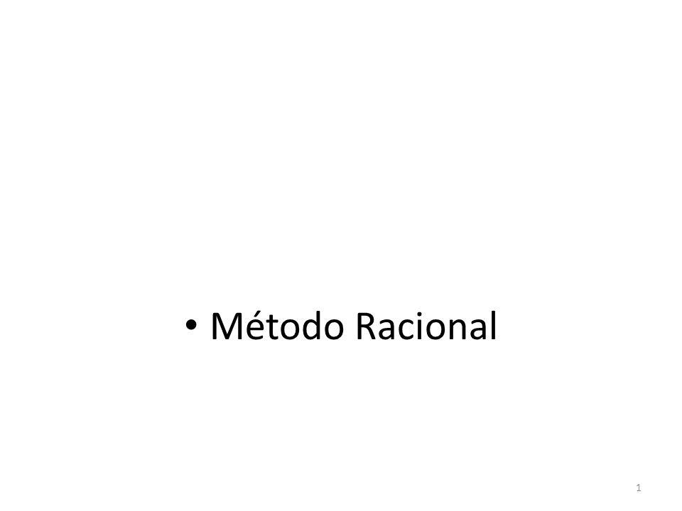 Método Racional