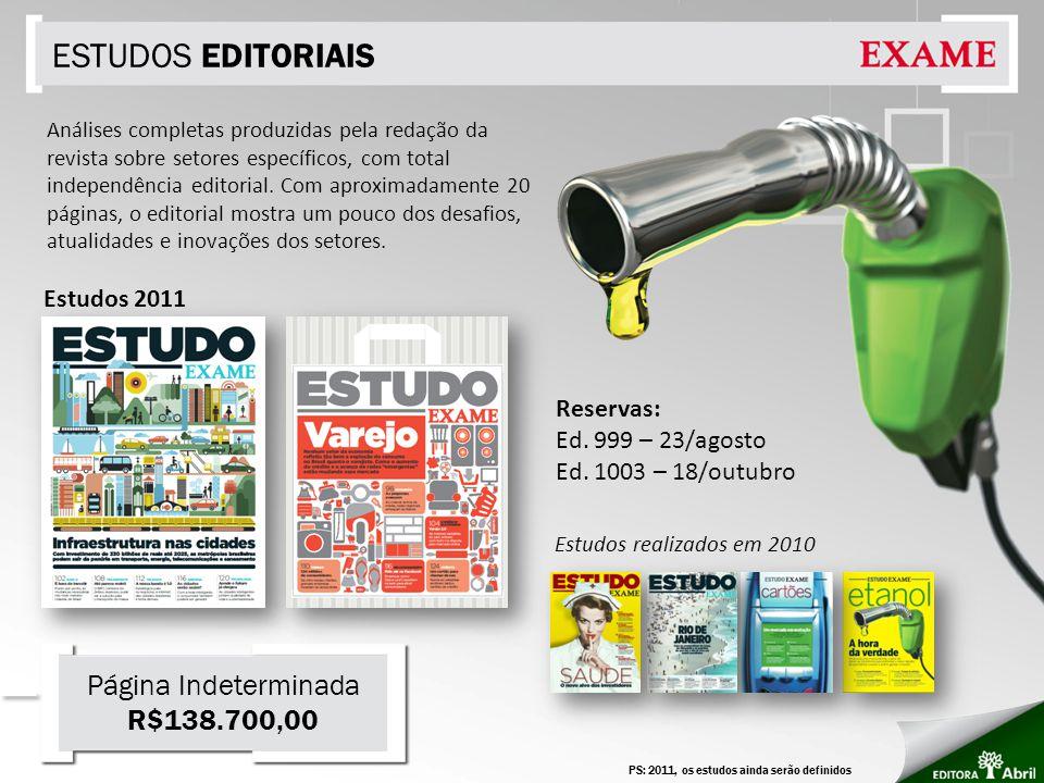 Página Indeterminada R$138.700,00