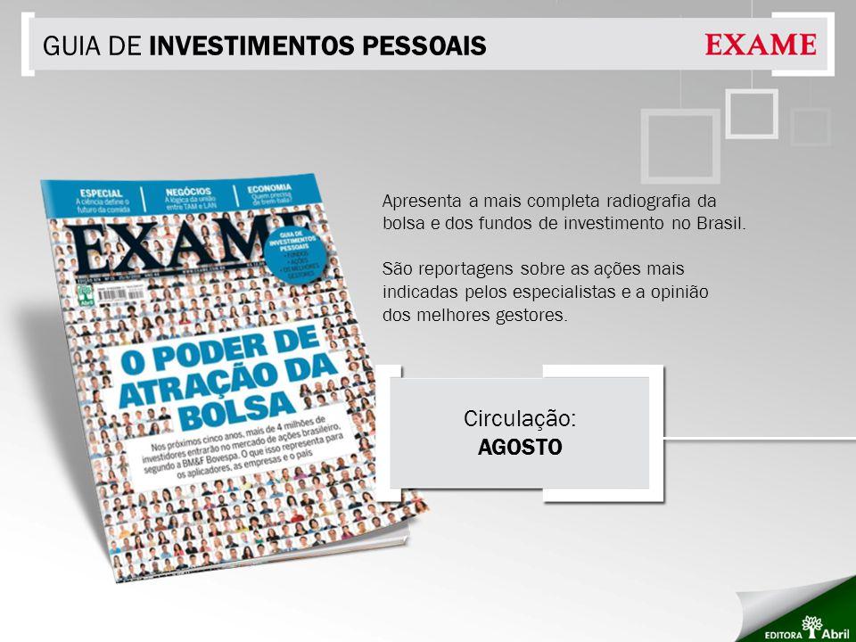 GUIA DE INVESTIMENTOS PESSOAIS