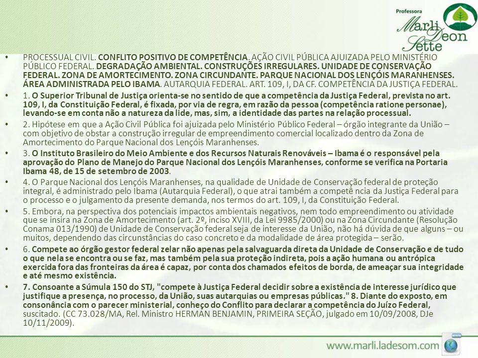PROCESSUAL CIVIL. CONFLITO POSITIVO DE COMPETÊNCIA