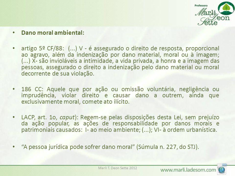 A pessoa jurídica pode sofrer dano moral (Súmula n. 227, do STJ).