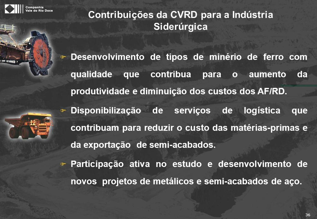 Companhia Vale do Rio Doce