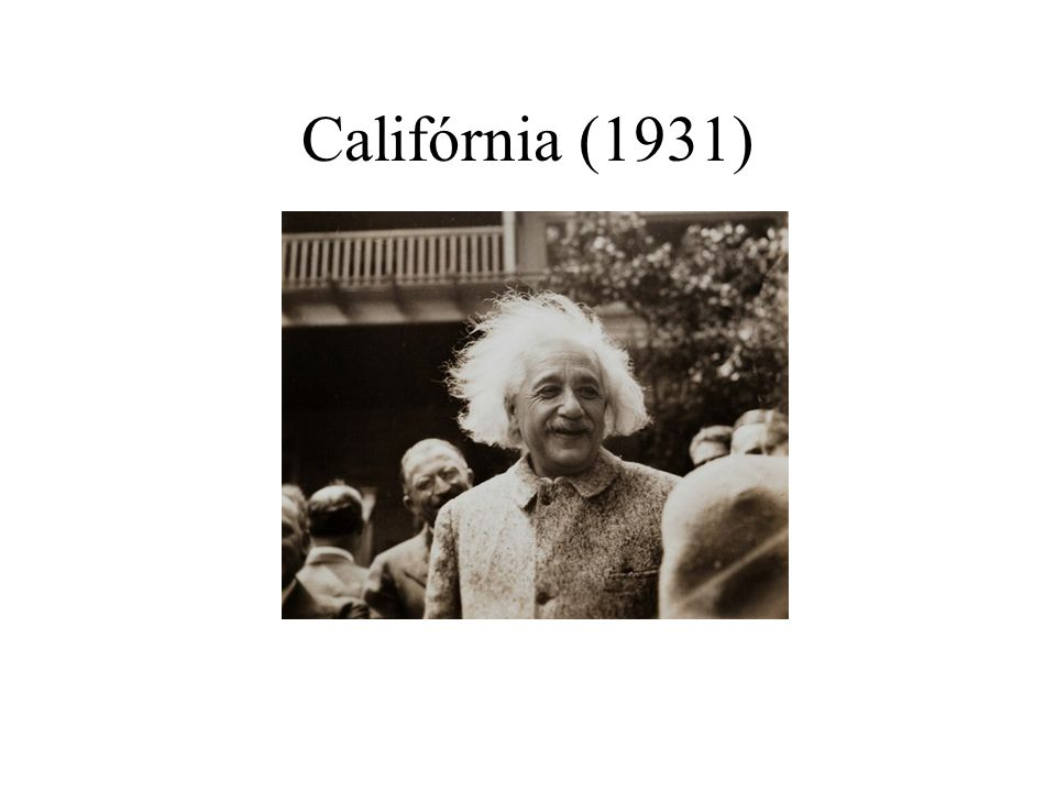 Califórnia (1931)