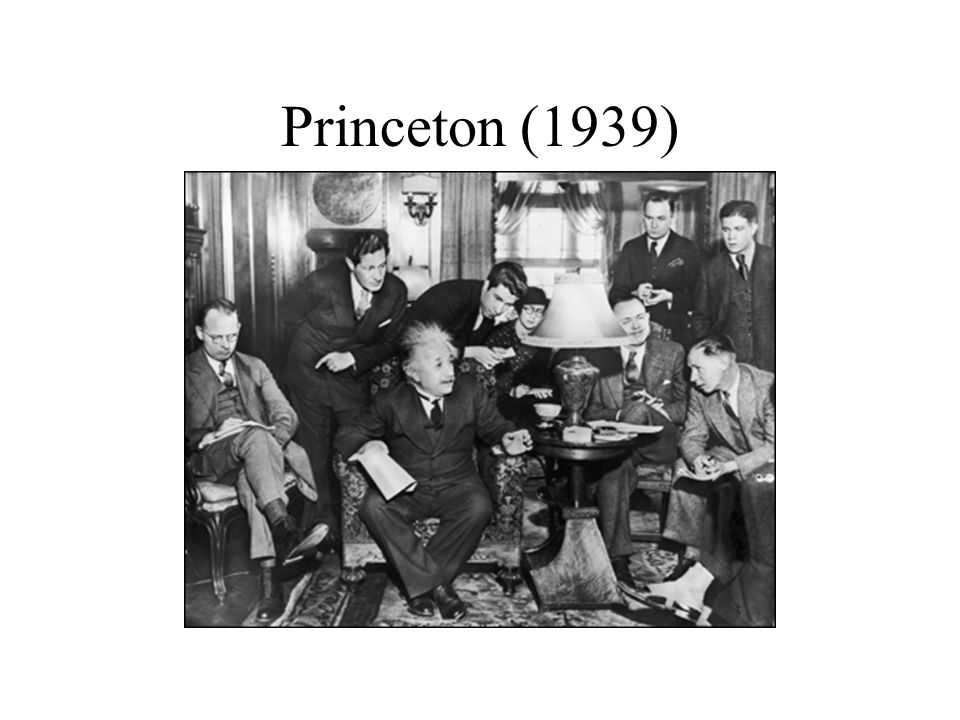 Princeton (1939)