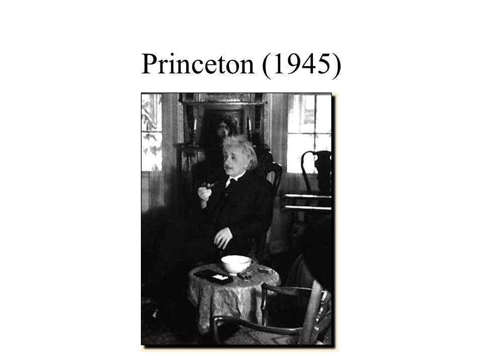 Princeton (1945)