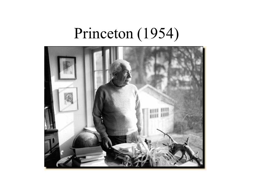 Princeton (1954)