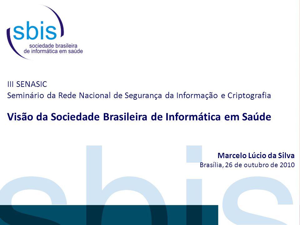 Marcelo Lúcio da Silva Brasília, 26 de outubro de 2010
