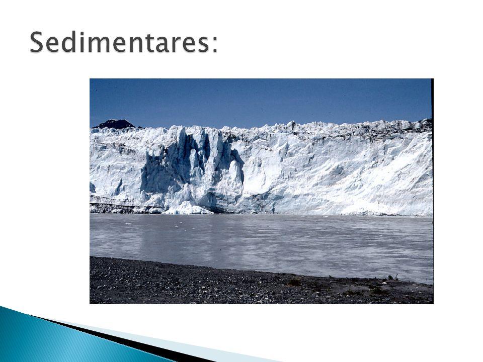 Sedimentares: