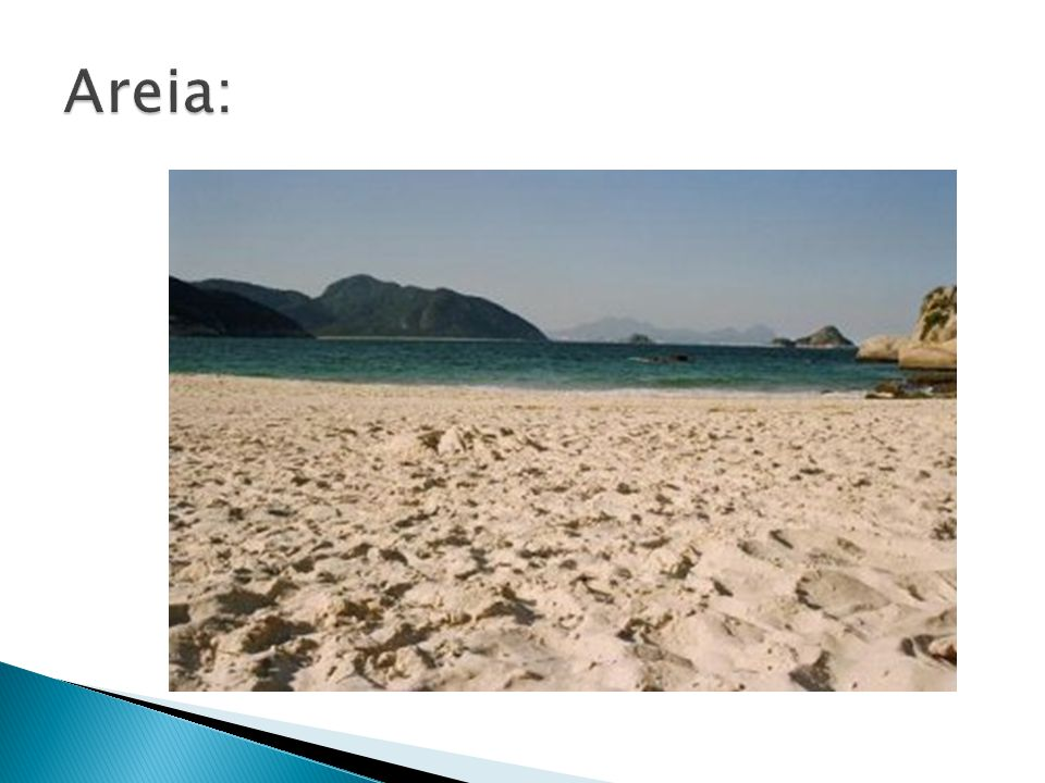 Areia: