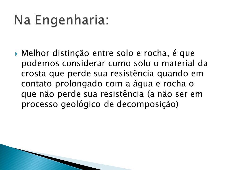 Na Engenharia: