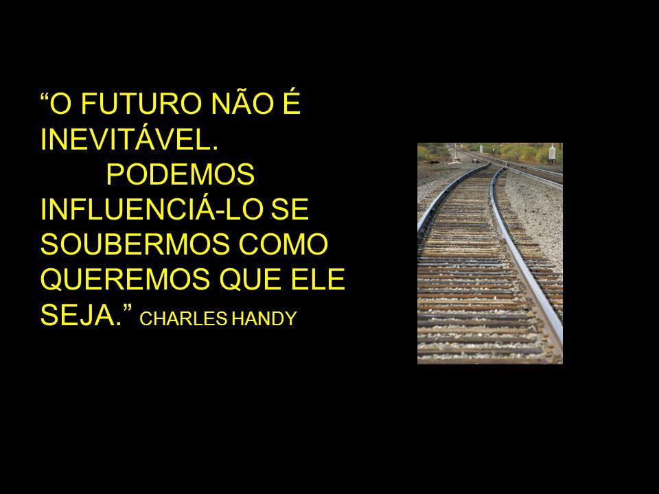 O FUTURO NÃO É INEVITÁVEL.
