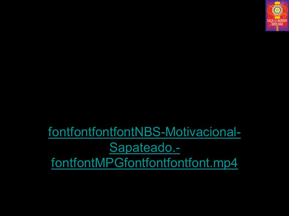 fontfontfontfontNBS-Motivacional-Sapateado