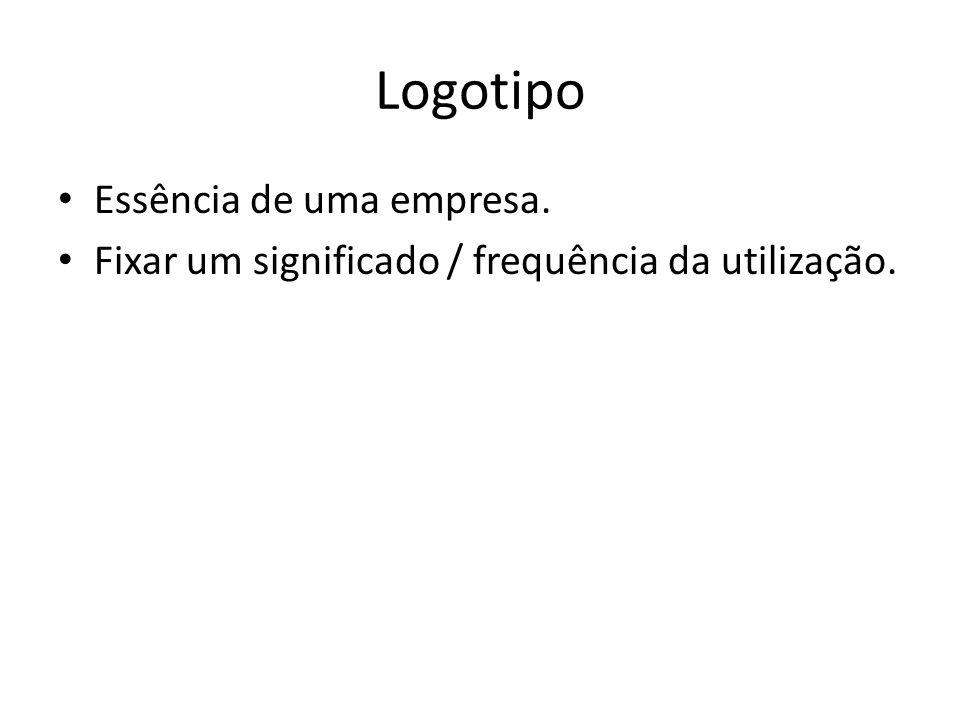 Logotipo Essência de uma empresa.