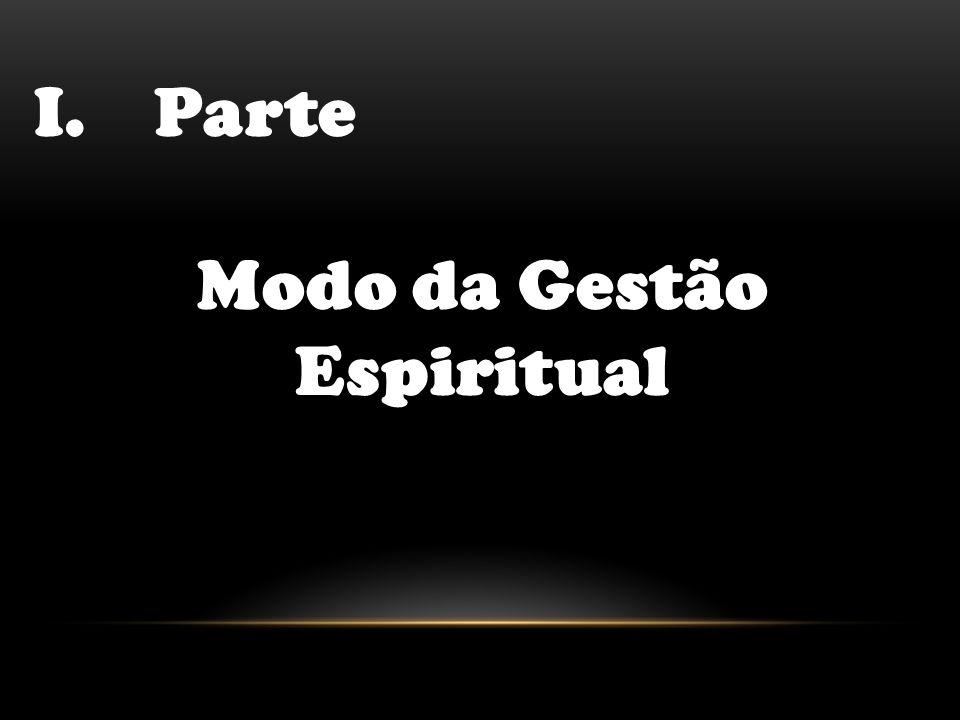 Modo da Gestão Espiritual