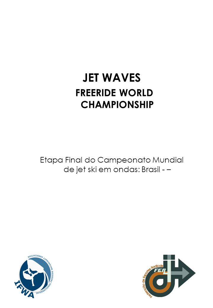 FREERIDE WORLD CHAMPIONSHIP