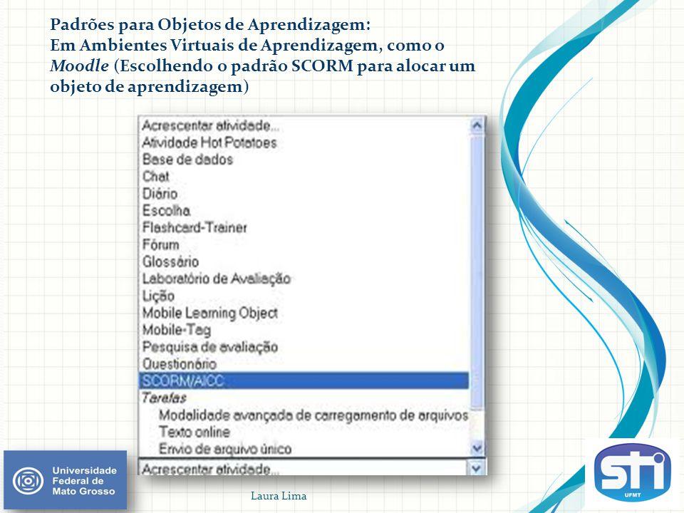 Padrões para Objetos de Aprendizagem: