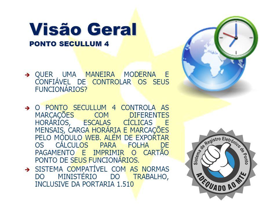 Visão Geral PONTO SECULLUM 4
