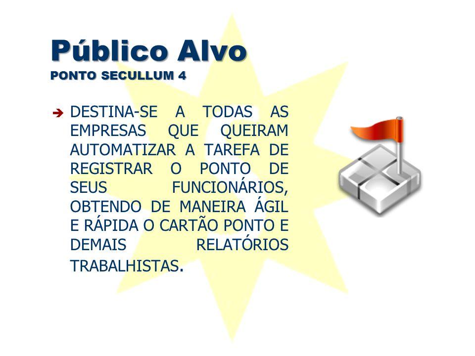 Público Alvo PONTO SECULLUM 4