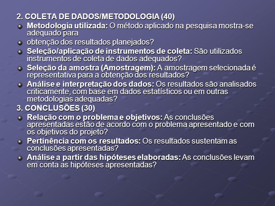 2. COLETA DE DADOS/METODOLOGIA (40)