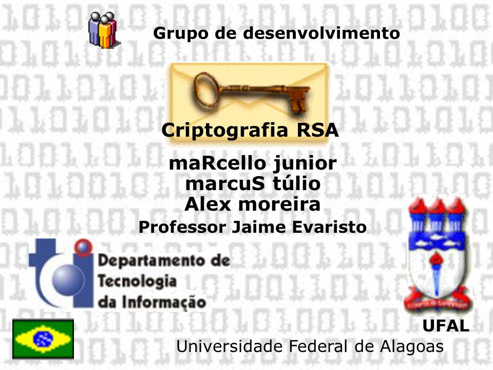 Professor Jaime Evaristo
