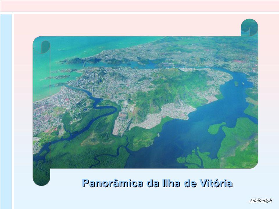 Panorâmica da Ilha de Vitória