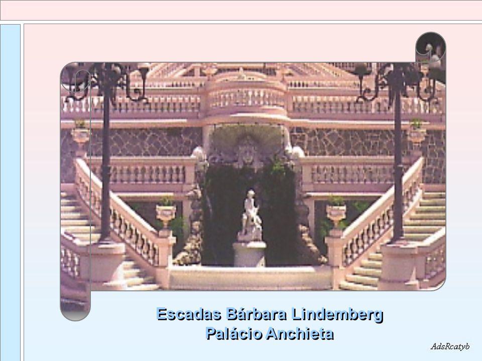 Escadas Bárbara Lindemberg Palácio Anchieta