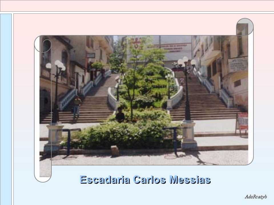 Escadaria Carlos Messias