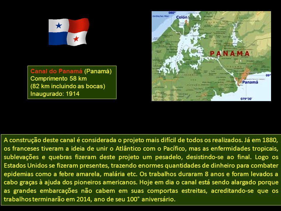 Canal do Panamá (Panamá)