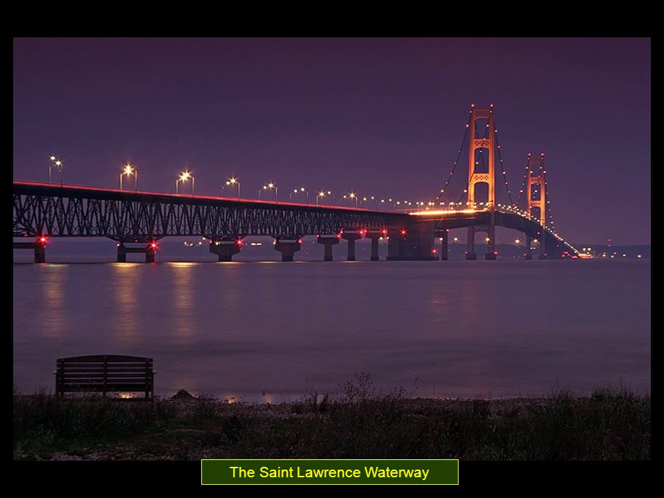 The Saint Lawrence Waterway