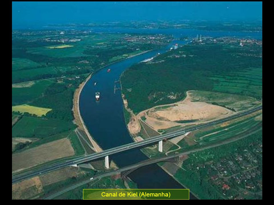 Canal de Kiel (Alemanha)