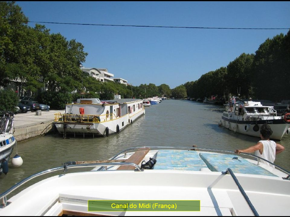 Canal do Midi (França)