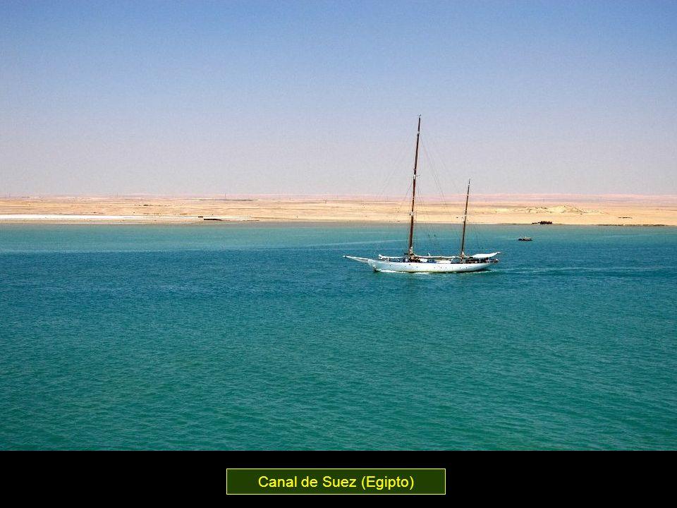 Canal de Suez (Egipto)