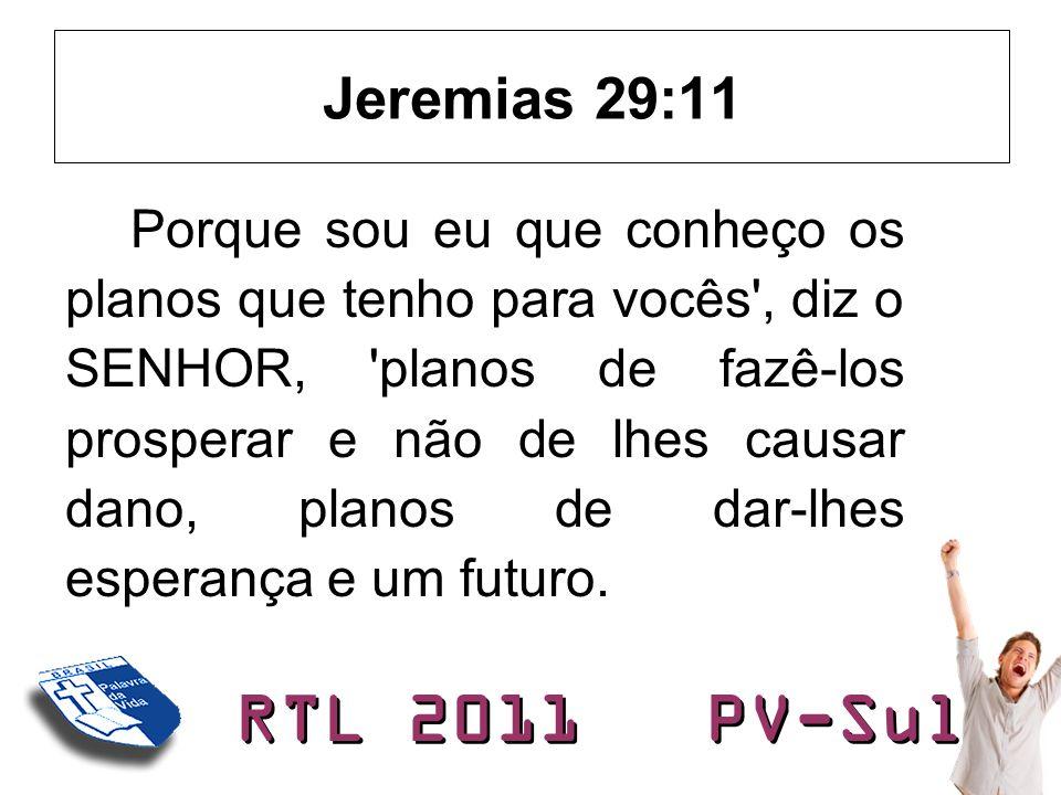 Jeremias 29:11