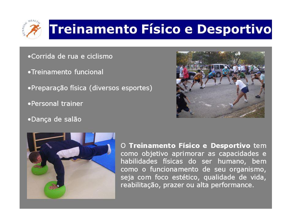 Treinamento Físico e Desportivo
