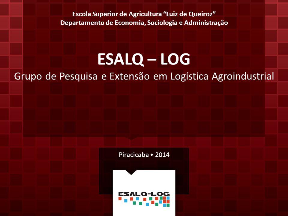 ESALQ – LOG Grupo de Pesquisa e Extensão em Logística Agroindustrial