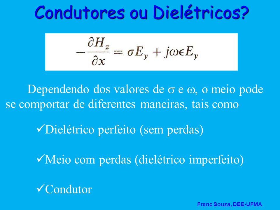Condutores ou Dielétricos