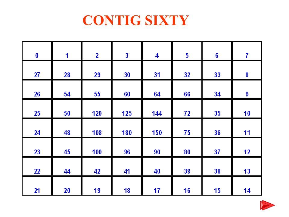 CONTIG SIXTY