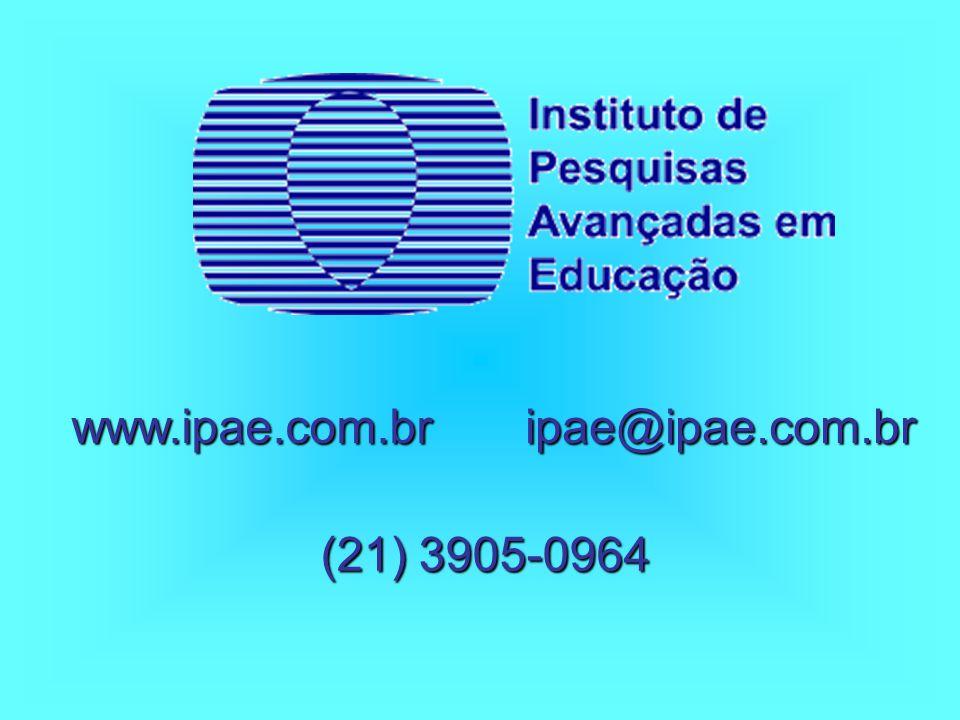 www.ipae.com.br ipae@ipae.com.br (21) 3905-0964