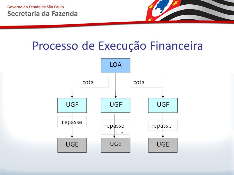 Processo de Execução Financeira