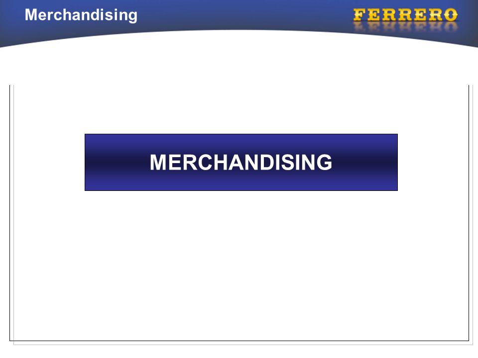 MERCHANDISING Merchandising