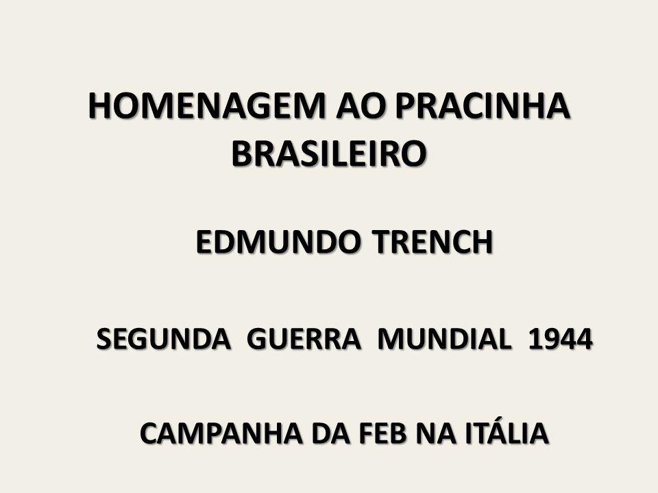 HOMENAGEM AO PRACINHA BRASILEIRO