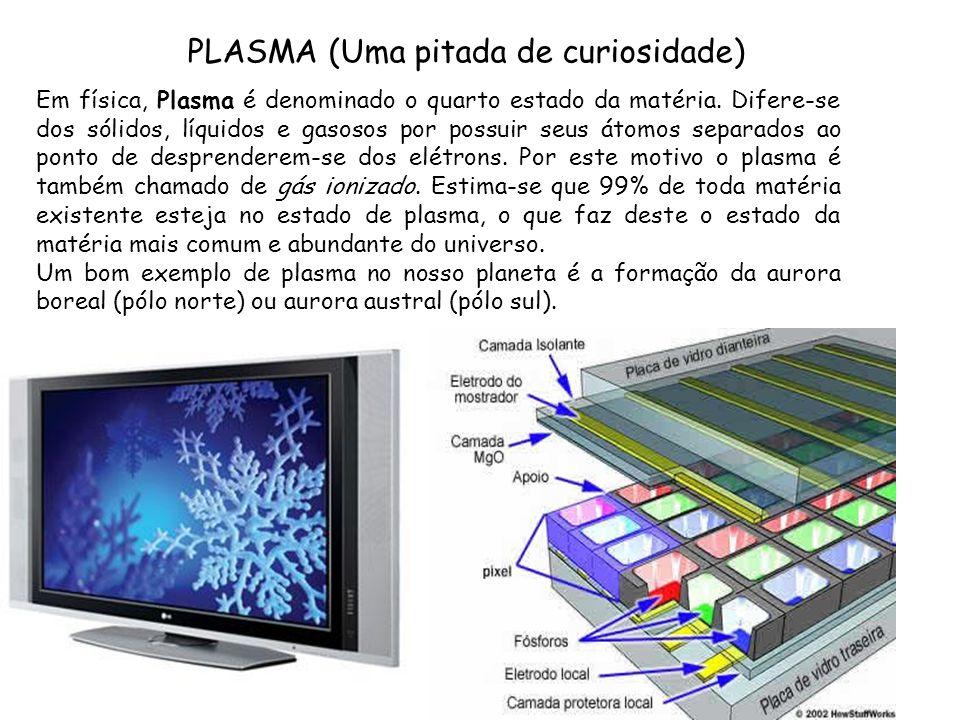 PLASMA (Uma pitada de curiosidade)